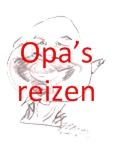 Opa's reizen